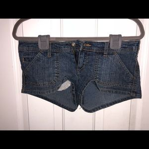 Denim Shorts by C Pink
